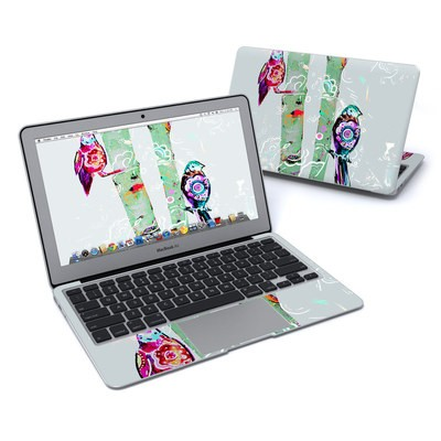 MacBook Air 11in Skin - Summer Birch