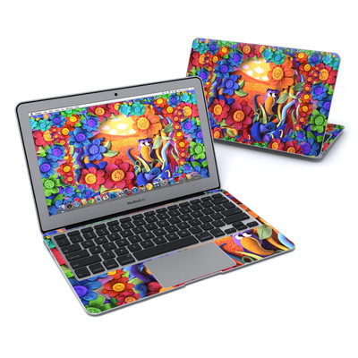 MacBook Air 11in Skin - Summerbird