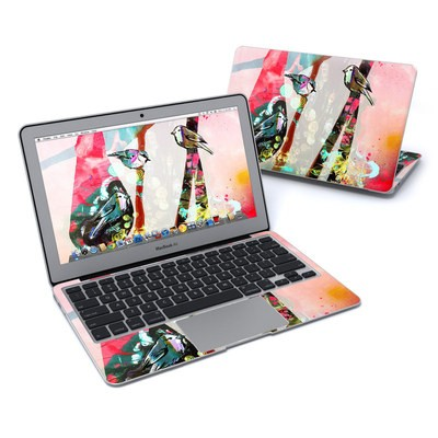 MacBook Air 11in Skin - Summer Blush