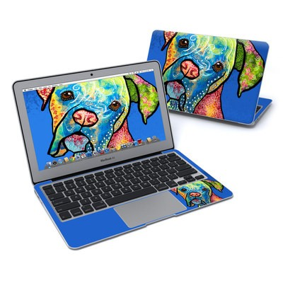 MacBook Air 11in Skin - Sun Moon Stars
