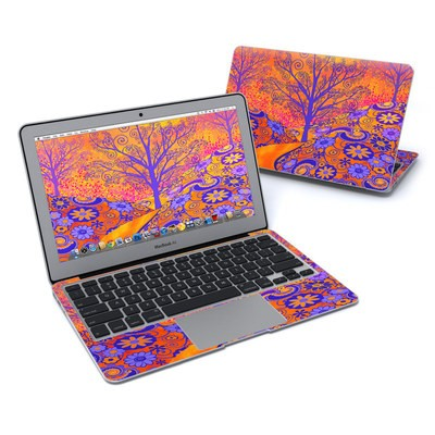 MacBook Air 11in Skin - Sunset Park