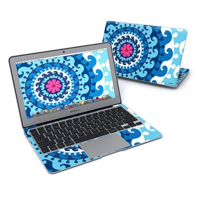 MacBook Air 11in Skin - Sus Blue