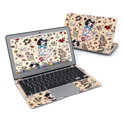 MacBook Air 11in Skin - Suzy Sailor