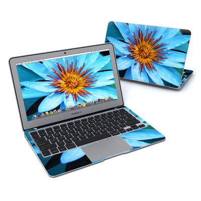 MacBook Air 11in Skin - Sweet Blue