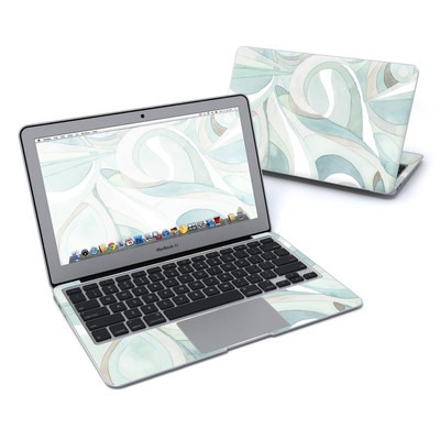 MacBook Air 11in Skin - Swirl