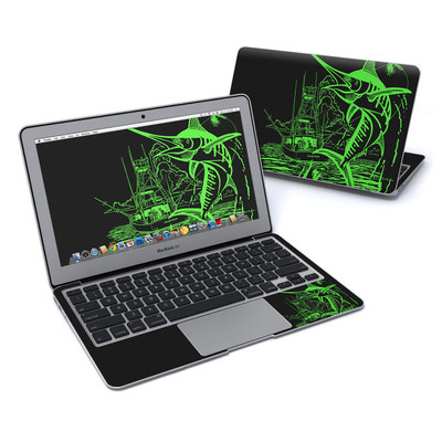 MacBook Air 11in Skin - Tailwalker