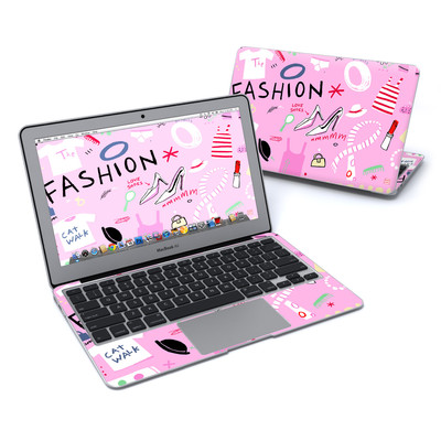 MacBook Air 11in Skin - Tres Chic