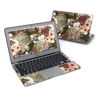 MacBook Air 11in Skin - Teagan Pampas Grass