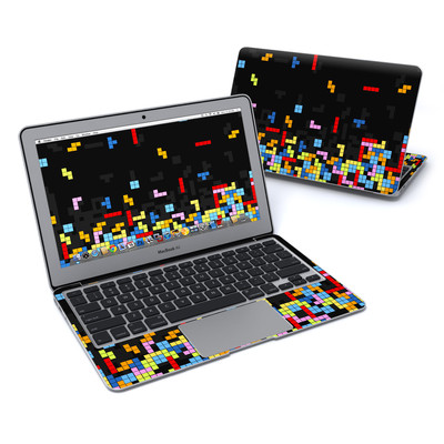 MacBook Air 11in Skin - Tetrads
