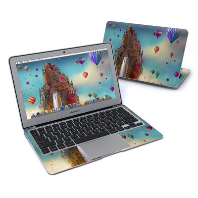 MacBook Air 11in Skin - The Festival