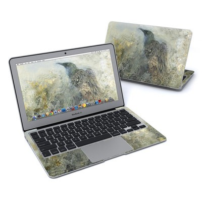 MacBook Air 11in Skin - The Raven
