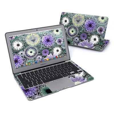 MacBook Air 11in Skin - Tidal Bloom