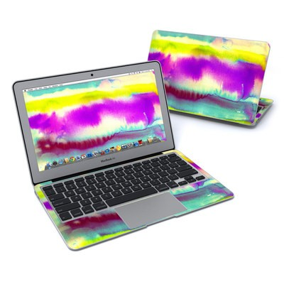 MacBook Air 11in Skin - Tidal Dream