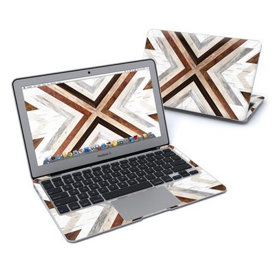 MacBook Air 11in Skin - Timber