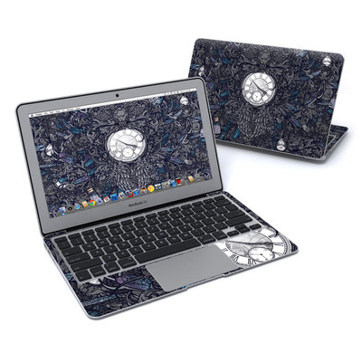 MacBook Air 11in Skin - Time Travel