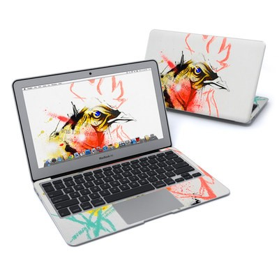 MacBook Air 11in Skin - Tori