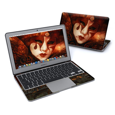 MacBook Air 11in Skin - To Rise Above