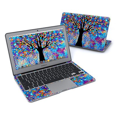 MacBook Air 11in Skin - Tree Carnival