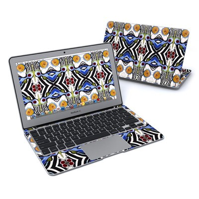 MacBook Air 11in Skin - Tribal Sun