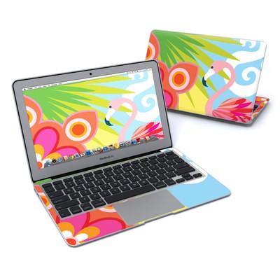 MacBook Air 11in Skin - Tropic Fantasia