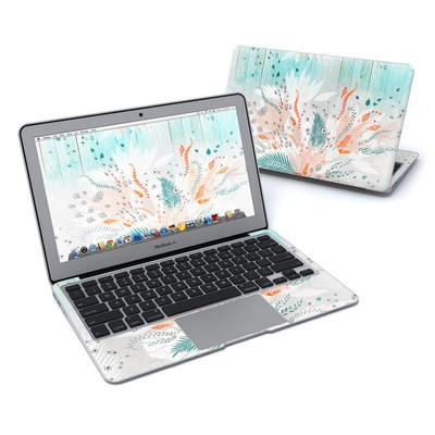 MacBook Air 11in Skin - Tropical Fern