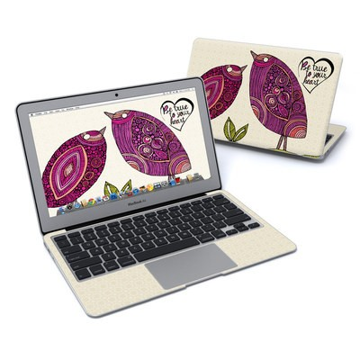 MacBook Air 11in Skin - True Birds