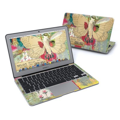 MacBook Air 11in Skin - Trust Your Dreams