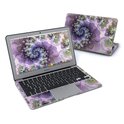 MacBook Air 11in Skin - Turbulent Dreams