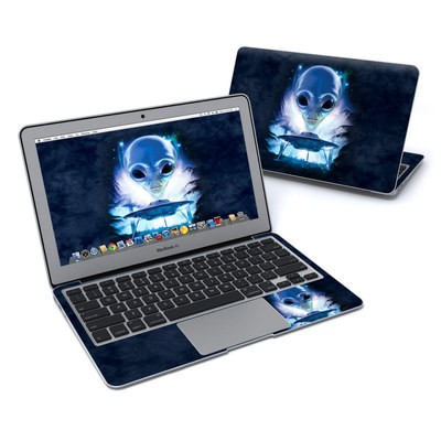 MacBook Air 11in Skin - UFO