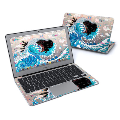 MacBook Air 11in Skin - Unstoppabull