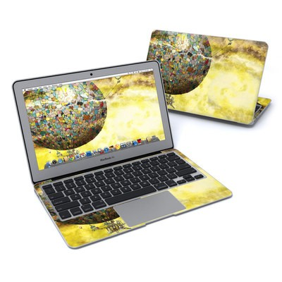 MacBook Air 11in Skin - Up Up and Away