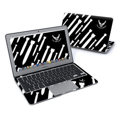 MacBook Air 11in Skin - Bombs Away