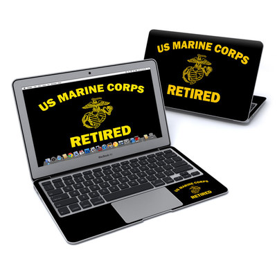 MacBook Air 11in Skin - USMC Retired
