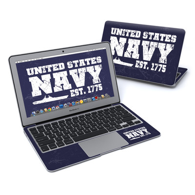 MacBook Air 11in Skin - USN 1775
