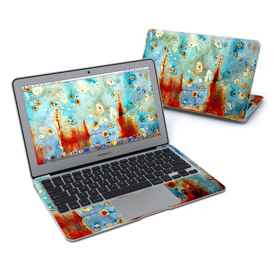 MacBook Air 11in Skin - Underworld
