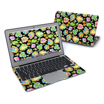 MacBook Air 11in Skin - Versace Pareu