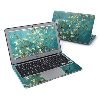 MacBook Air 11in Skin - Blossoming Almond Tree