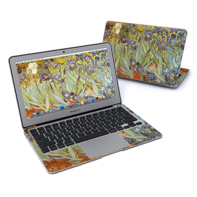 MacBook Air 11in Skin - Irises