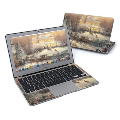 MacBook Air 11in Skin - Victorian Christmas