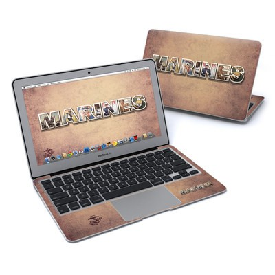MacBook Air 11in Skin - Vintage Poster