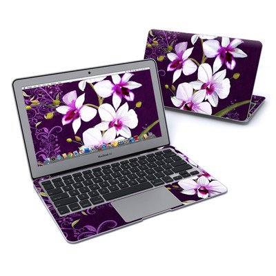 MacBook Air 11in Skin - Violet Worlds