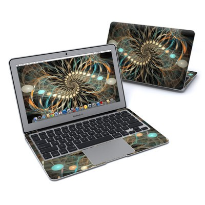 MacBook Air 11in Skin - Vortex