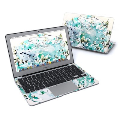 MacBook Air 11in Skin - Walker