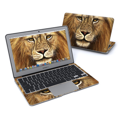 MacBook Air 11in Skin - Warrior