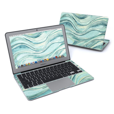 MacBook Air 11in Skin - Waves