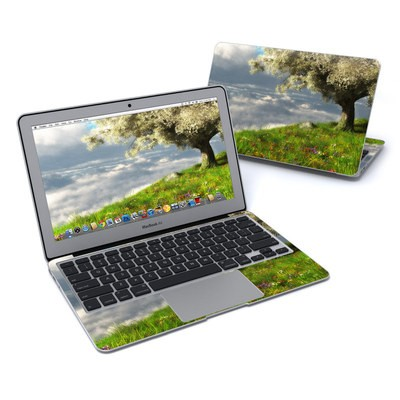 MacBook Air 11in Skin - World's Edge Spring