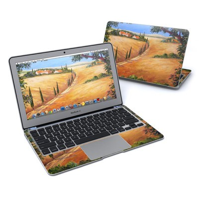 MacBook Air 11in Skin - Wheat Fields