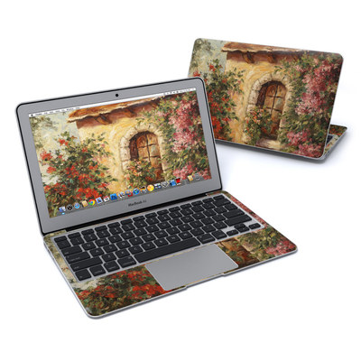 MacBook Air 11in Skin - The Window