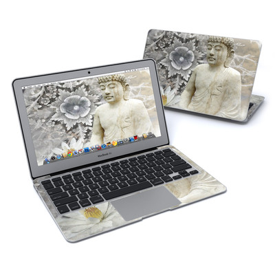 MacBook Air 11in Skin - Winter Peace