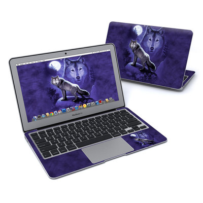 MacBook Air 11in Skin - Wolf